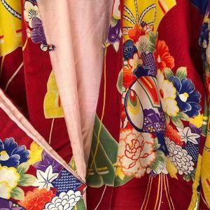 Jackets & Coats - Vintage Japanese Children kimono